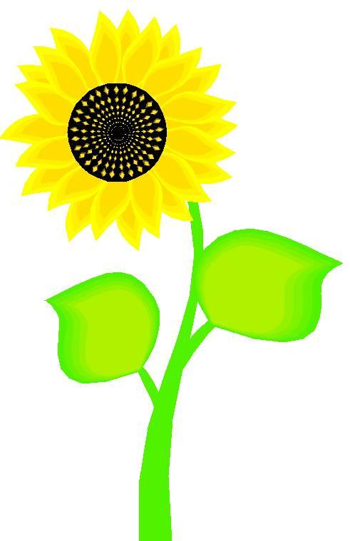 Cliparts Kostenlos Blumen.