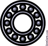 Bearings Clip Art.