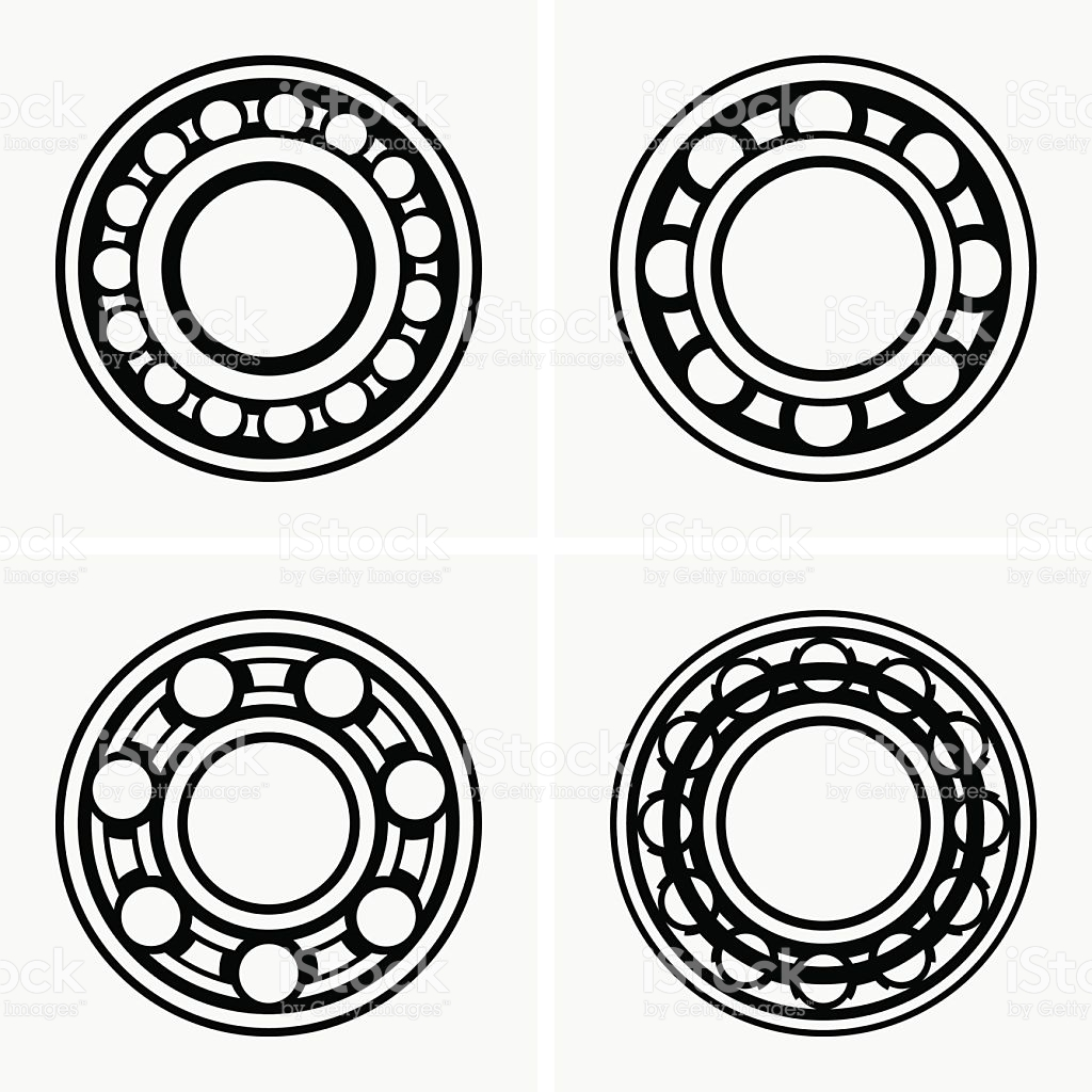 Industrial Bearings Clip Art, Vector Images & Illustrations.