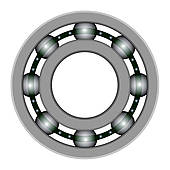 Ball Bearing Clip Art.