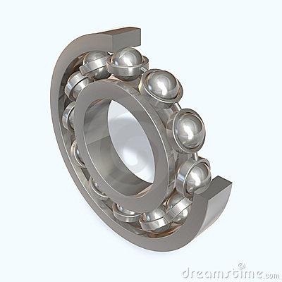 Ball Bearing Royalty Free Stock Image.