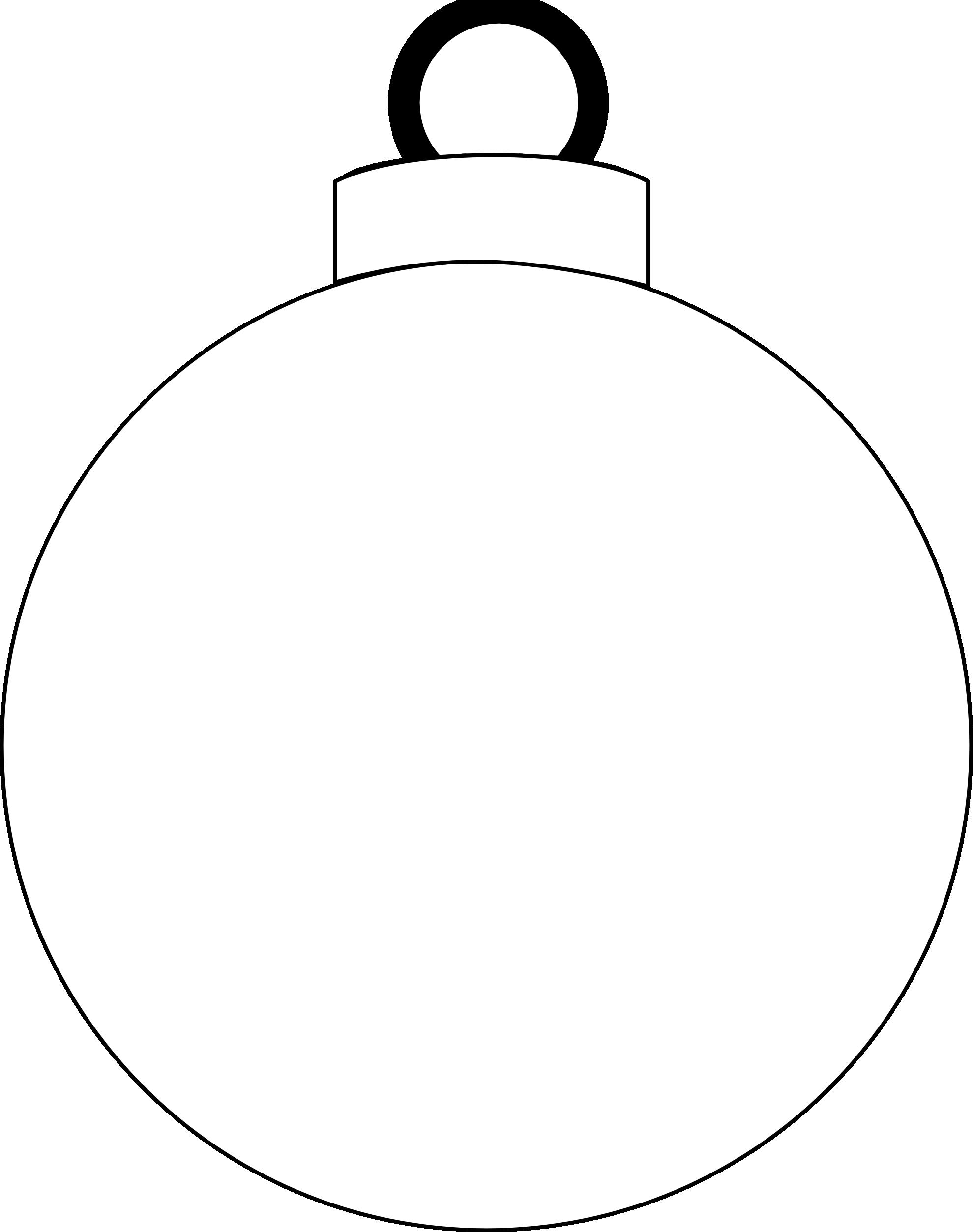 Clip Art Xmas Ball Clipart.