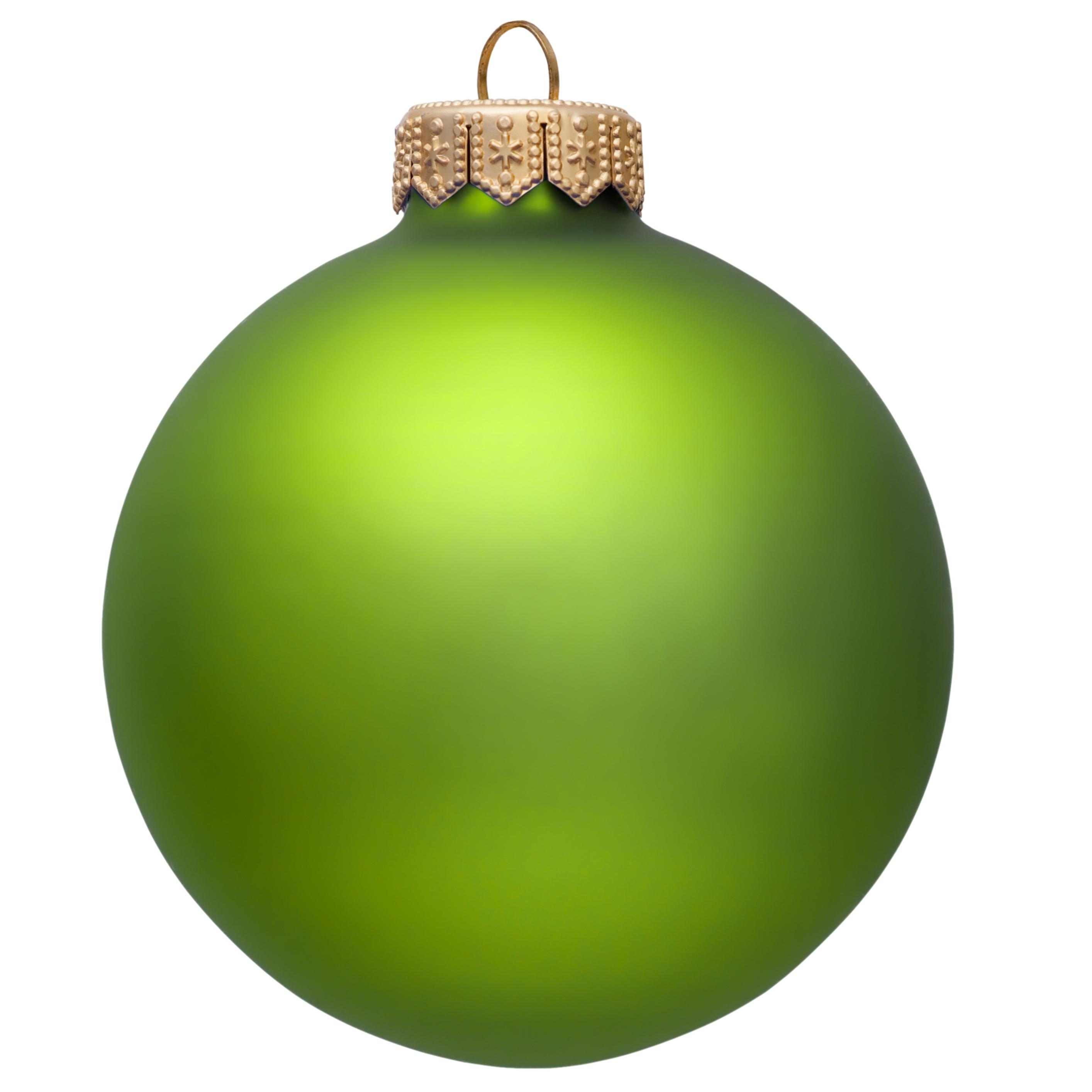 Christmas Bulb Clipart.