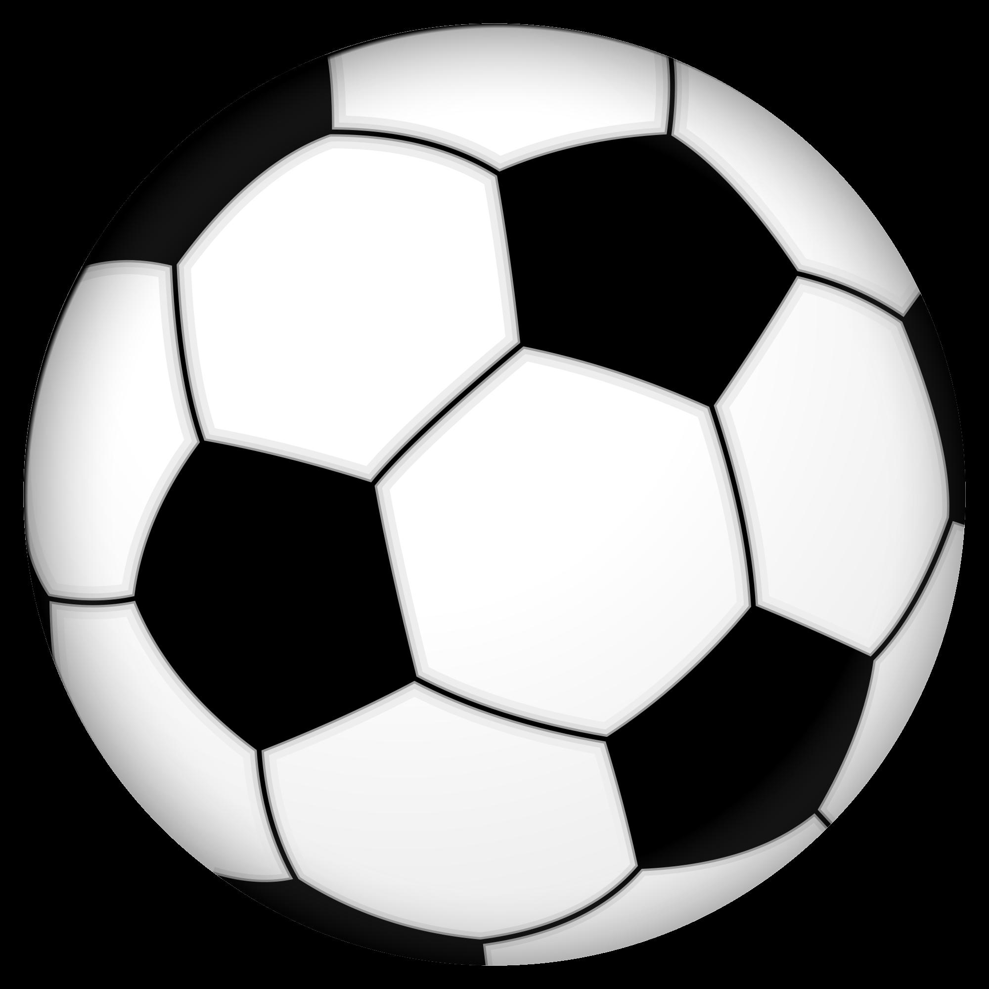 Soccer Ball Clip Art Png #26363.