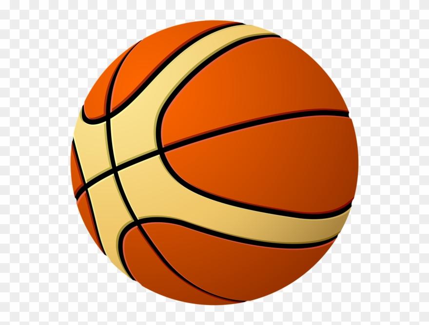 Basketball Ball Png Clip Art Image.