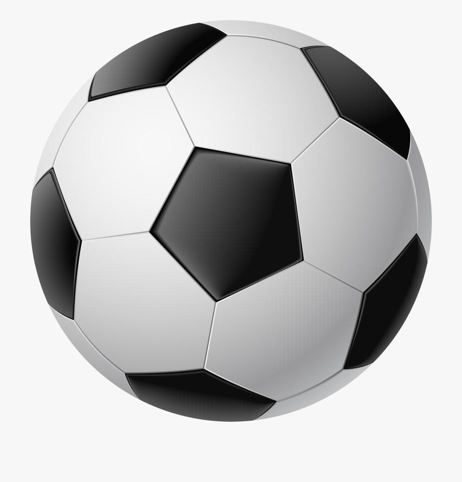 Soccer Ball Clipart Transparent Background.