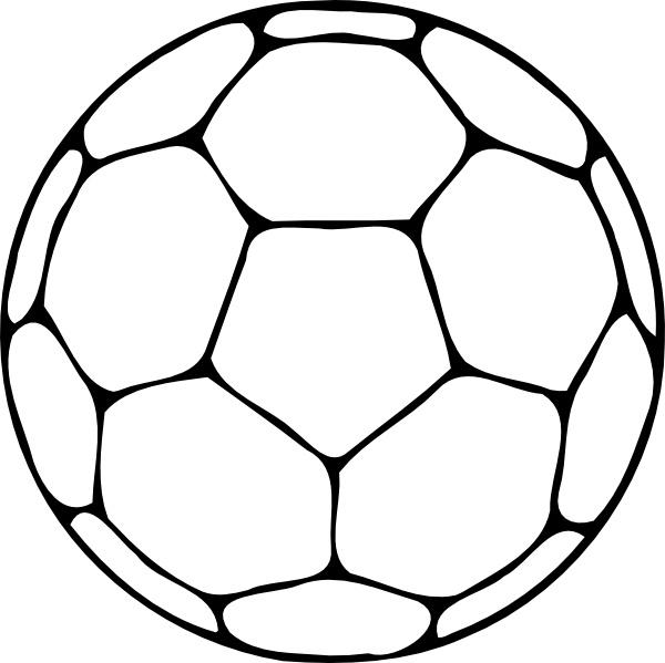 Handball Ball clip art Free vector in Open office drawing.