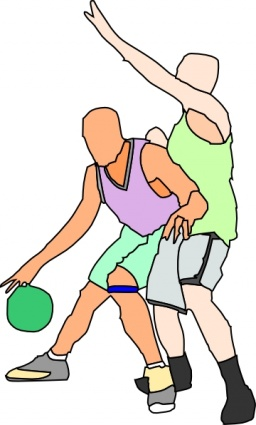 Ball game clipart.