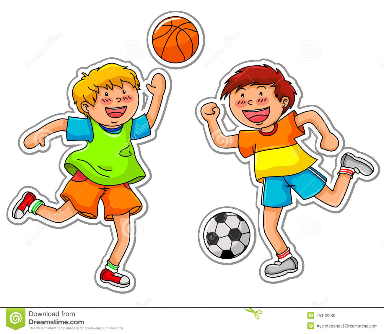 Ball Games Clipart Clipground