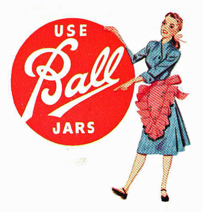 Use Ball Jars.