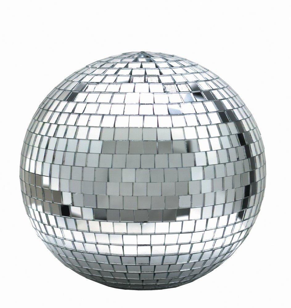 Amazon.com: Eliminator Lighting Mirror Balls 12 inch mirror ball.