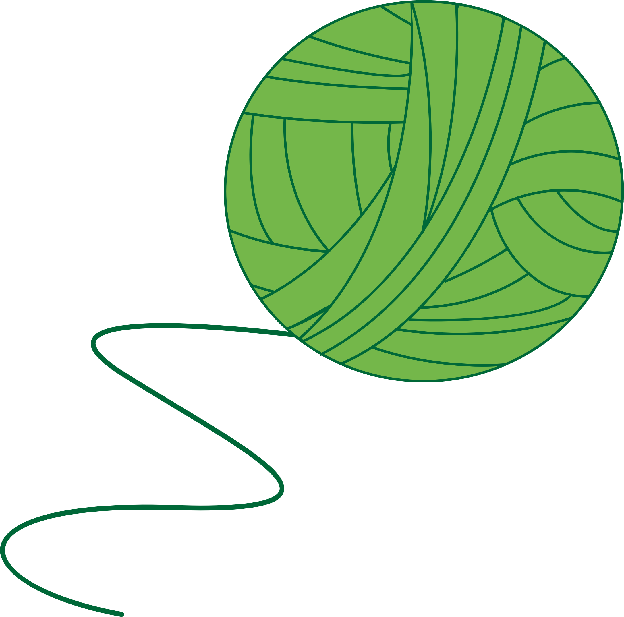 Ball Of String Clipart.
