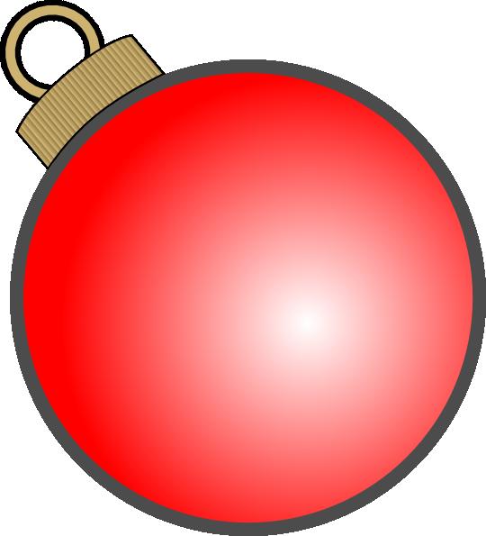 Christmas Ball Ornament Clip Art at Clker.com.