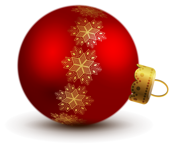 Christmas Ornament Clip Art.