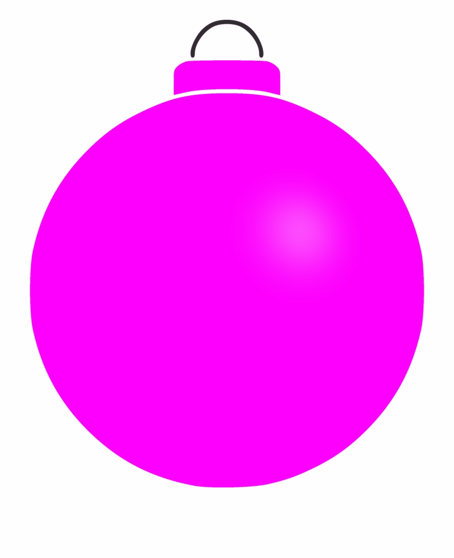 Christmas Ball Ornaments Clipart At Getdrawings.