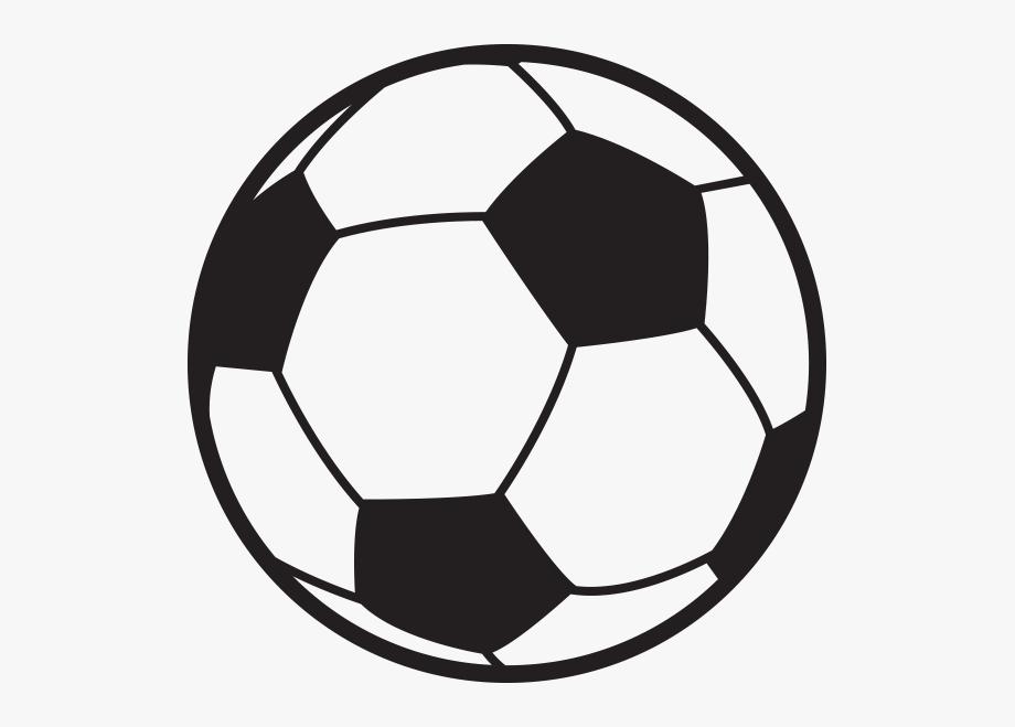 Soccer Clipart Outline.