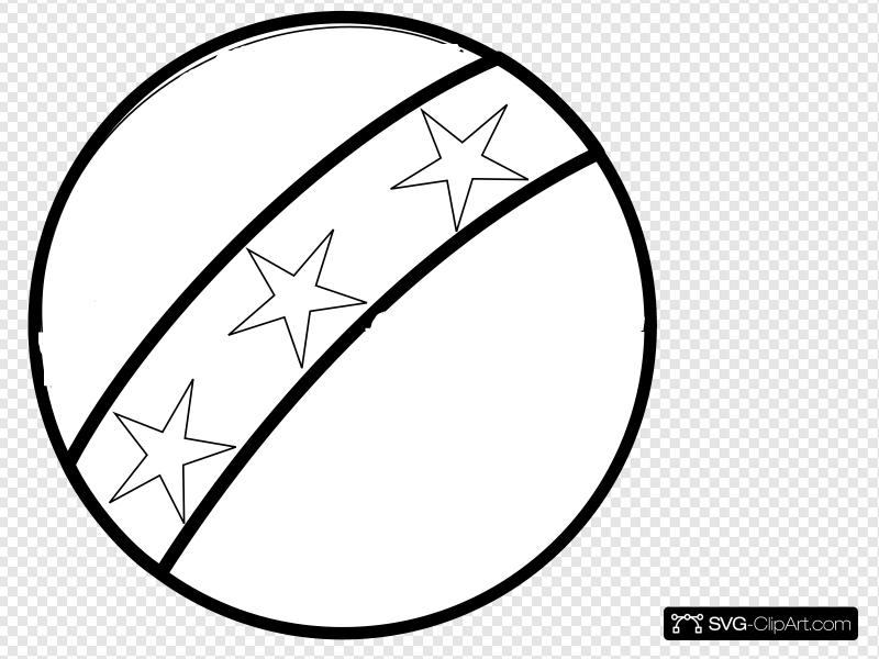 Ball Outline Clip art, Icon and SVG.