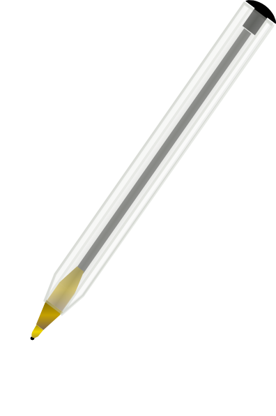 Black Ballpoint Pen Clip Art at Clker.com.