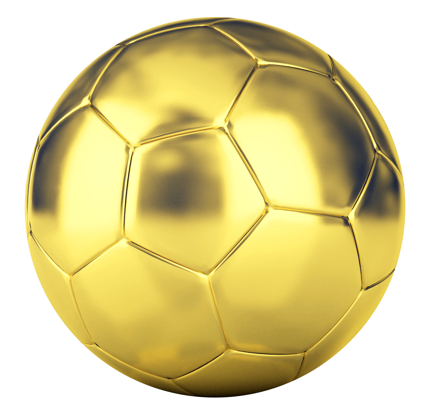 Soccer Ball PNG Image.