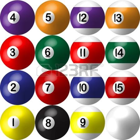 7,717 Pool Balls Stock Illustrations, Cliparts And Royalty Free.