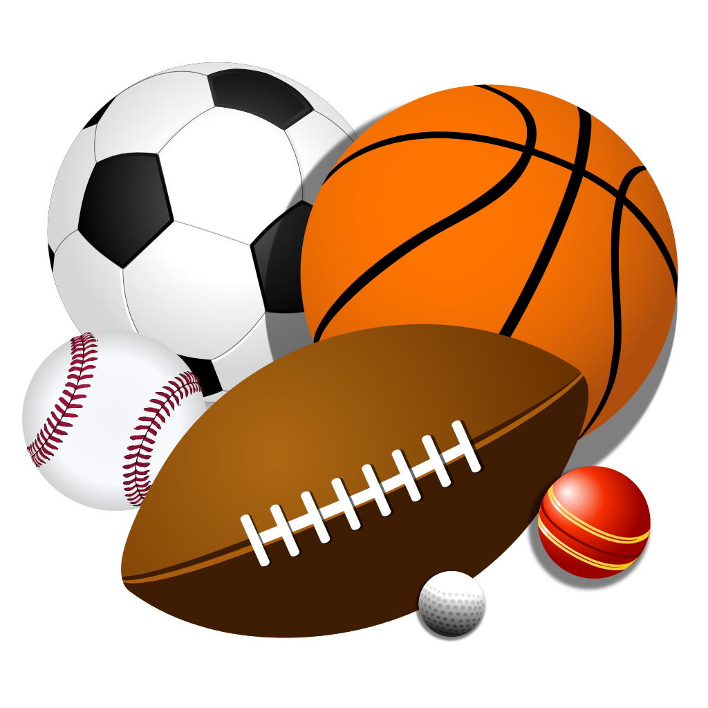 Ball Sports Clipart Clipground