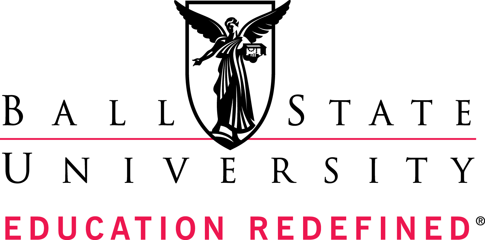Ball State University Education Redefined Logo.