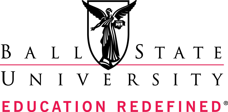 Ball State University Education Redefined Logo.
