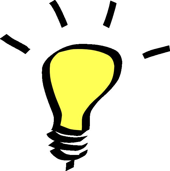 Lights clip art.