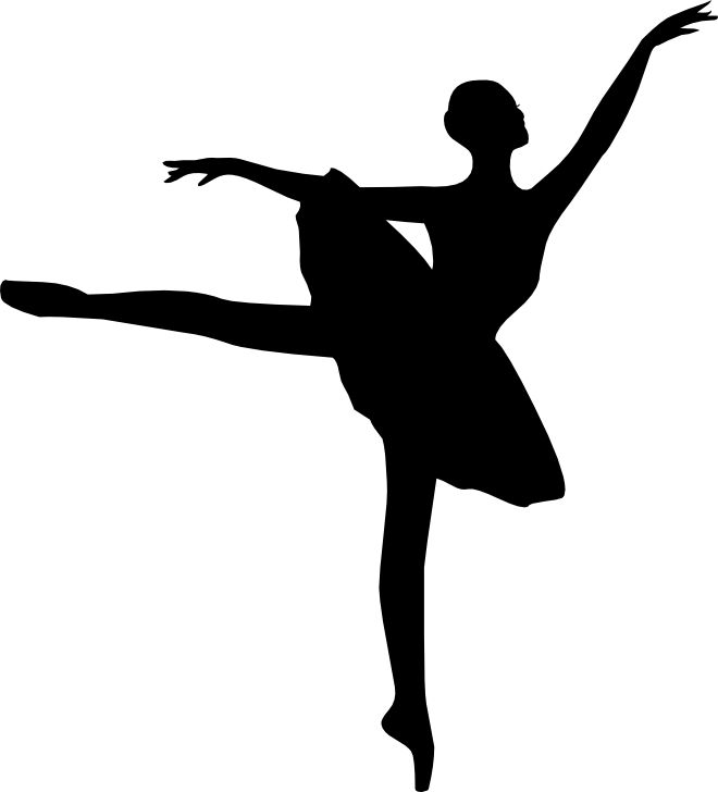 Free Ballet Silhouette Cliparts, Download Free Clip Art, Free Clip.