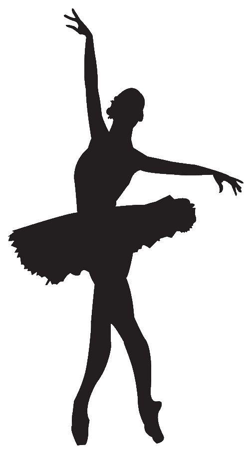 1000+ ideas about Ballerina Silhouette on Pinterest.