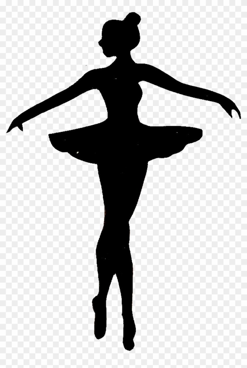 Ballet Transparent Background Ballerina Silhouette,.