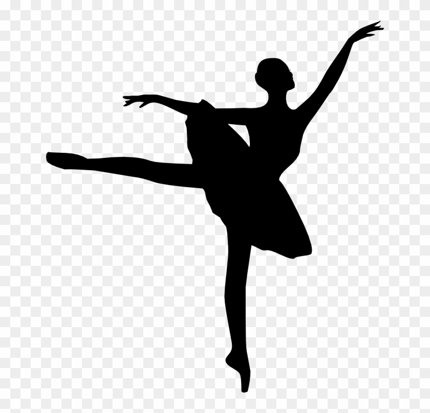 Ballerina Clipart Black And White (95+ images in Collection) Page 1.