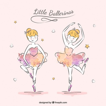 Ballet Vectors, Photos and PSD files.