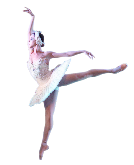 Ballerina PNG Photo.