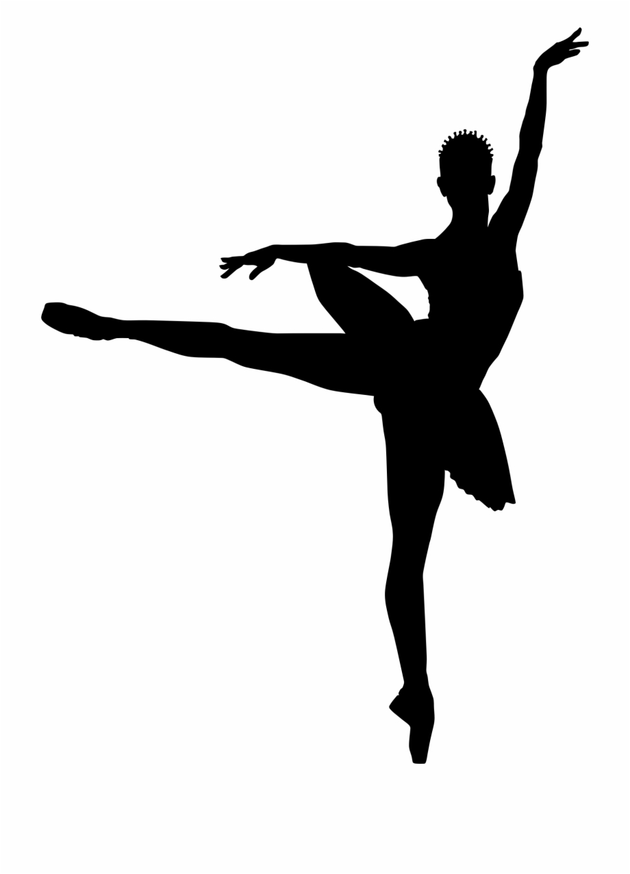 Dancer Silhouette Png.