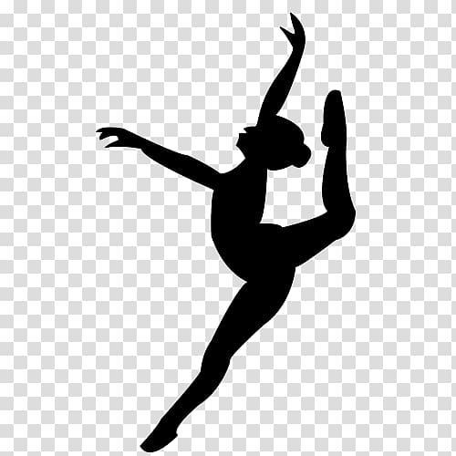 Download Free png Ballerina , Ballet Dancer Silhouette Pointe.