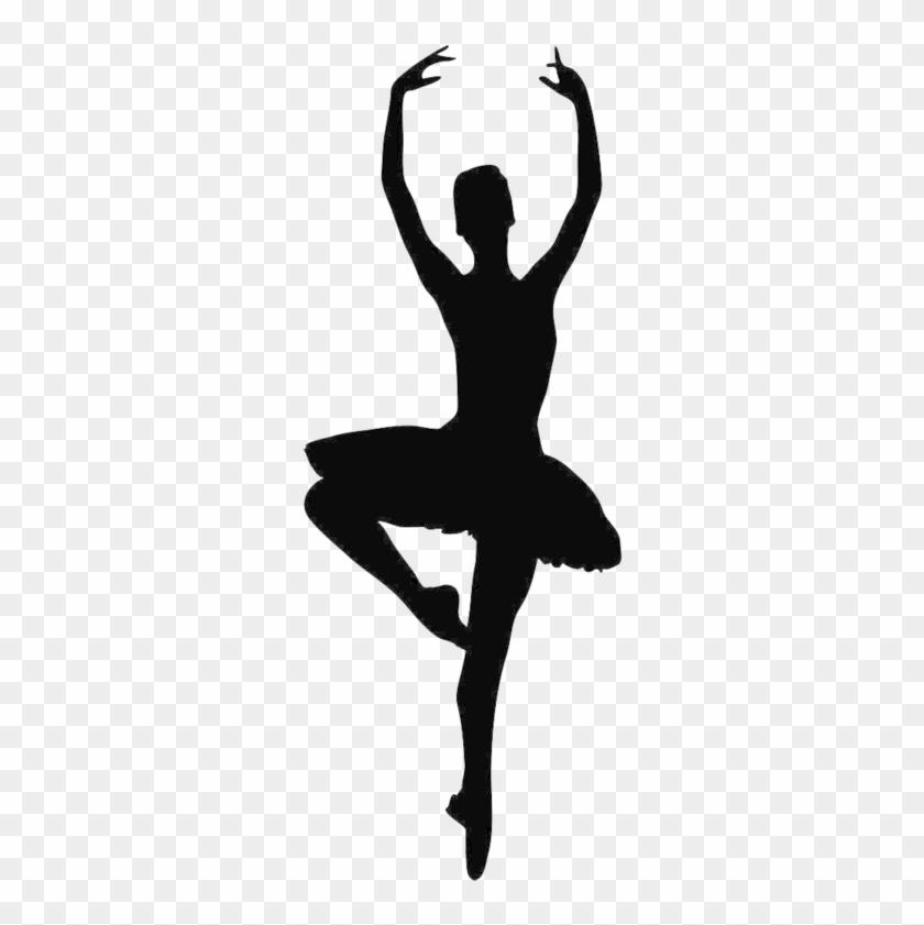 Ballet Dancer Silhouette Clip Art Com.