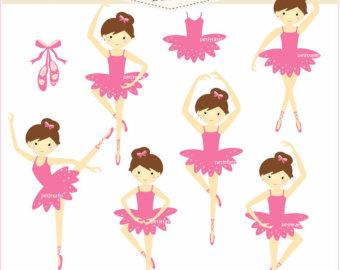 Ballerina Clipart Free.