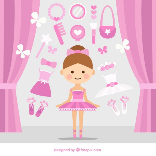 Ballerina Vectors, Photos and PSD files.