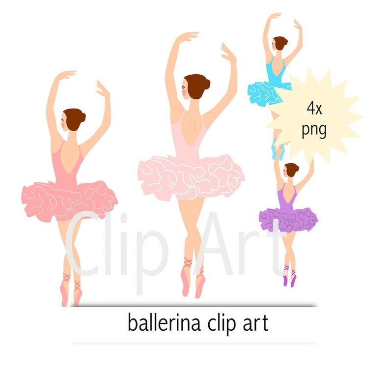 ballerina clipart.