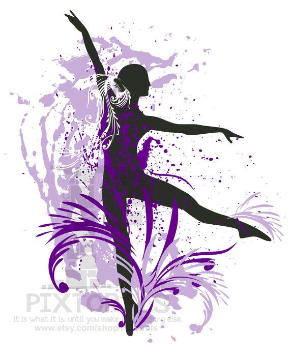 Ballet clipart color, Ballet color Transparent FREE for.