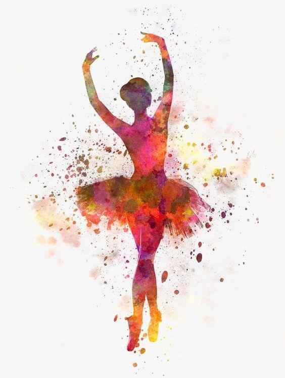 Beautiful Ballet Girl PNG, Clipart, Ballet, Ballet Clipart.