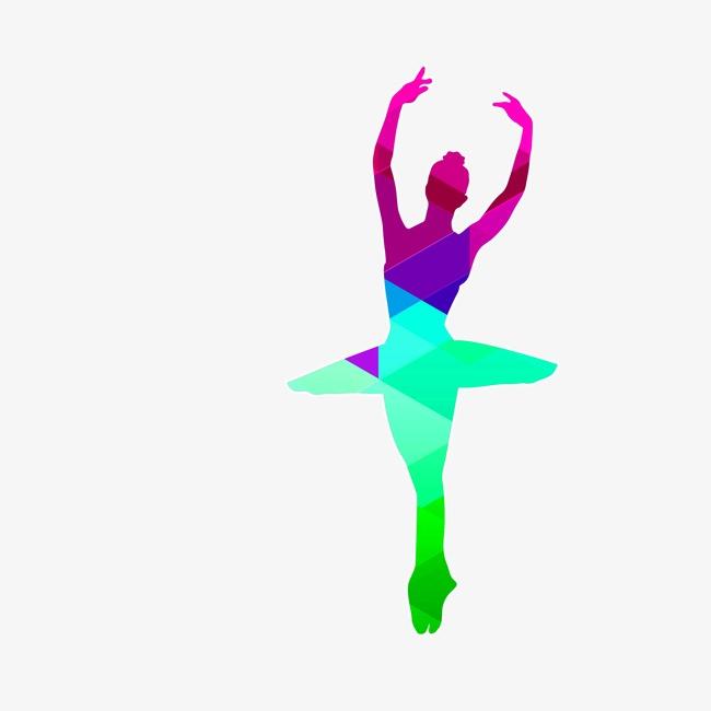 Dancer clipart color Transparent pictures on F.