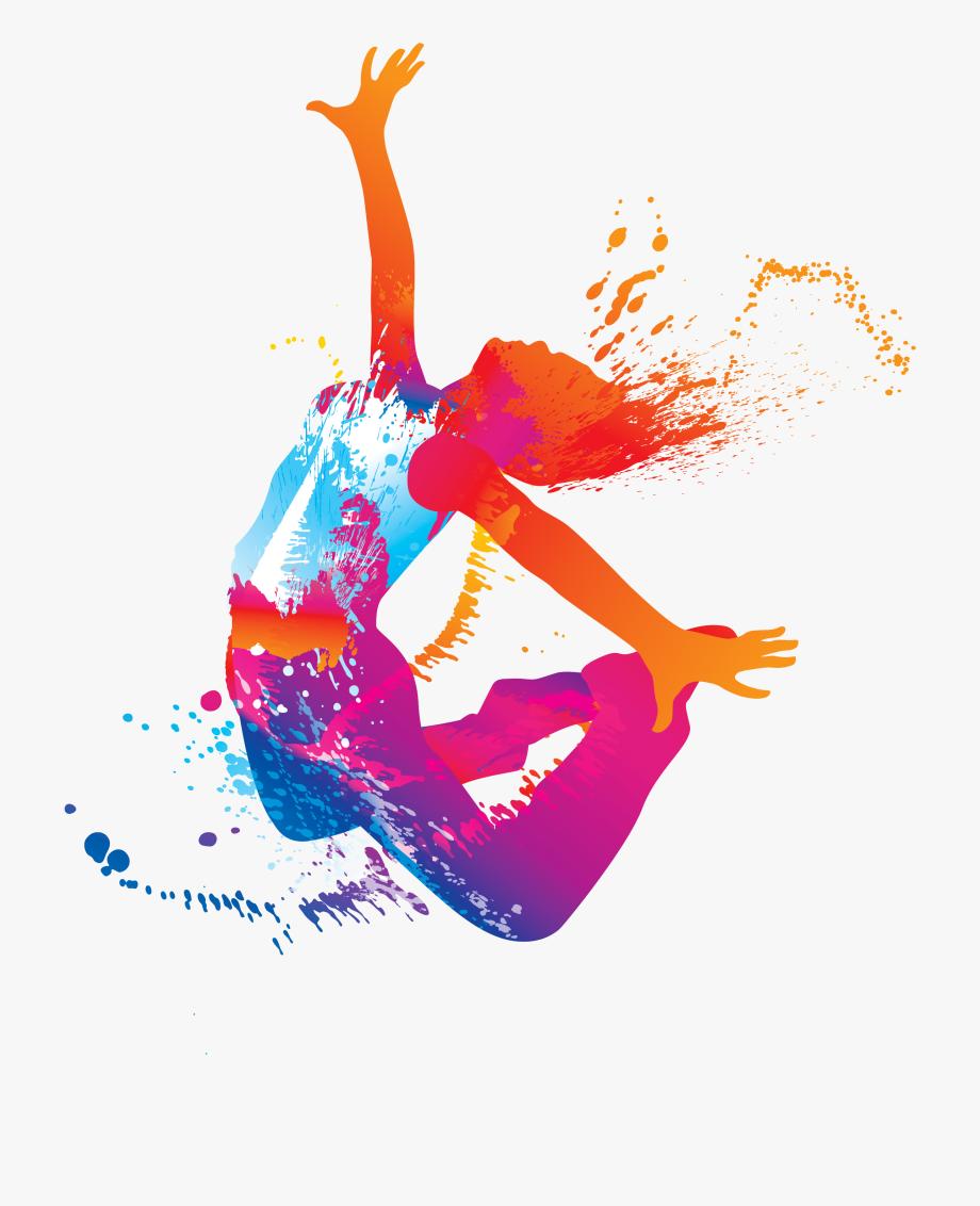 Dance, Ballet Dancer, Color, Art, Graphic Design Png.