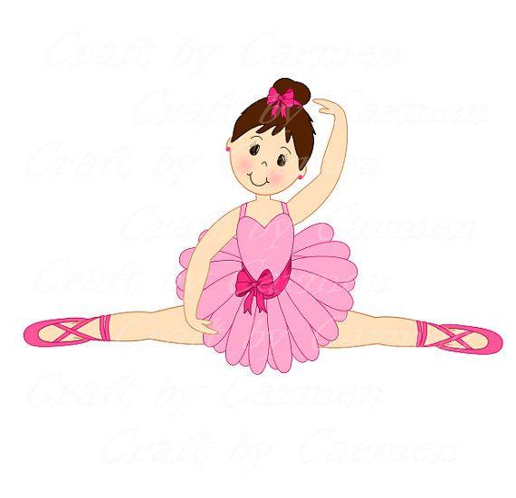 Ballerina images about clip art ballet dance on.