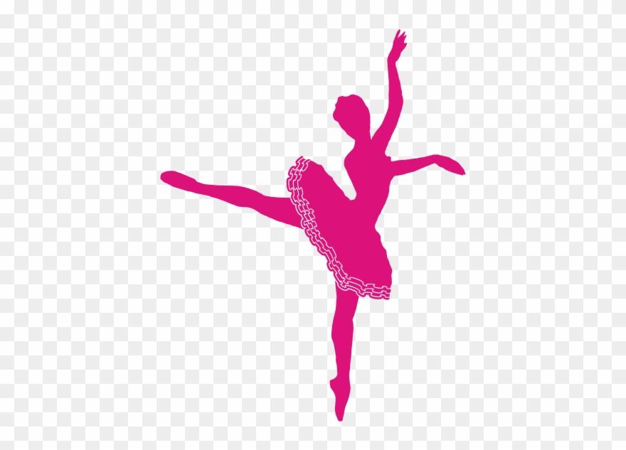 Ballerina Silhouette Clipart Ballet Dancer.