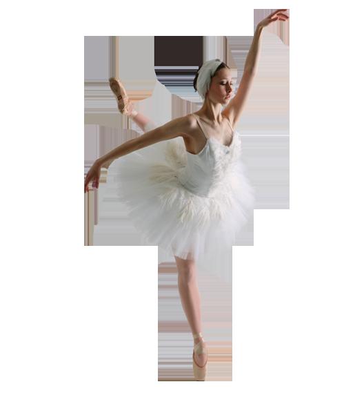 Ballet Dancer PNG Photo.