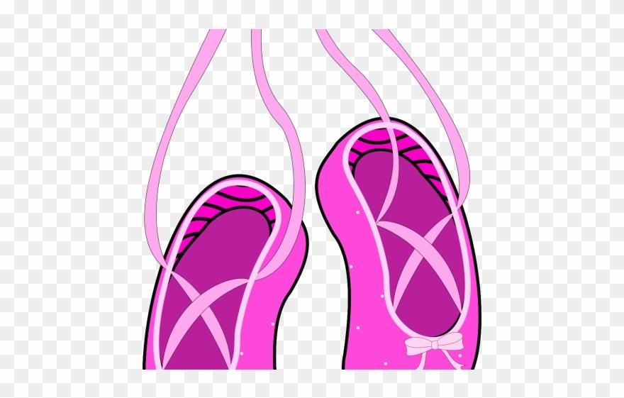 Flat Shoes Clipart Pair Shoe.
