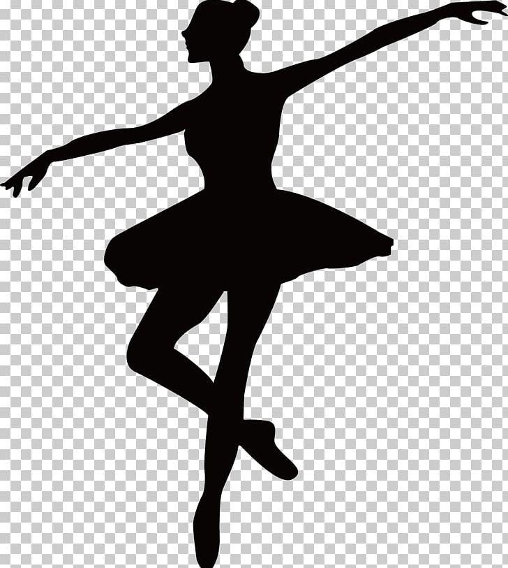 Ballet Dancer Silhouette PNG, Clipart, Ballet, Ballet Dance.