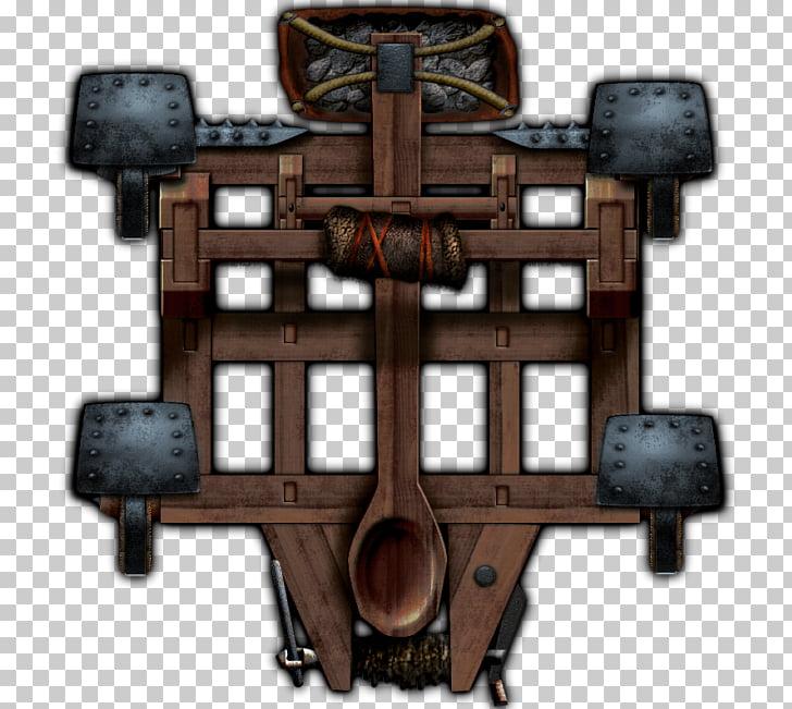 Ballista Catapult Polybolos Weapon Siege, weapon PNG clipart.